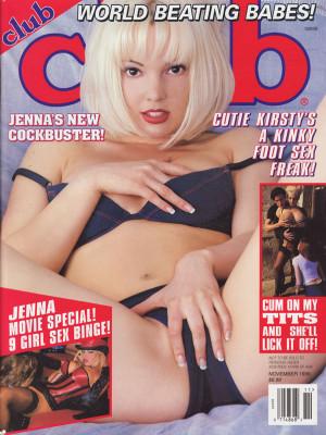 Club Magazine - November 1999