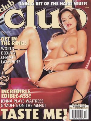 Club Magazine - December 2000