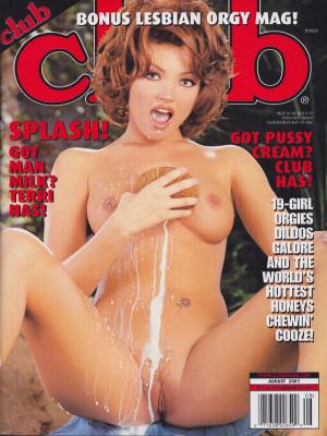 Club Magazine - August 2001