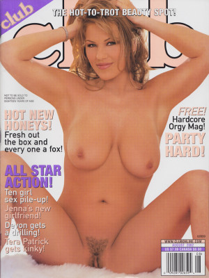 Club Magazine - August 2002