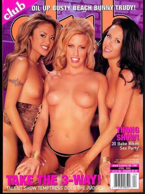 Club Magazine - April 2003
