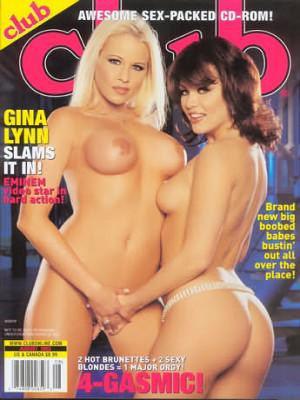 Club Magazine - August 2003