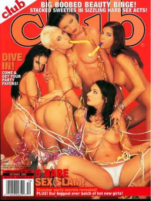 Club Magazine - October 2003