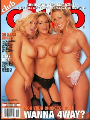 Club Magazine - November 2003