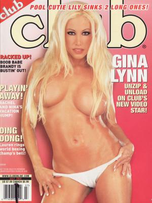 Club Magazine - July 2004
