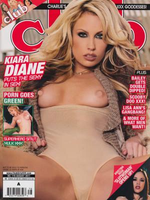 Club Magazine - August 2011