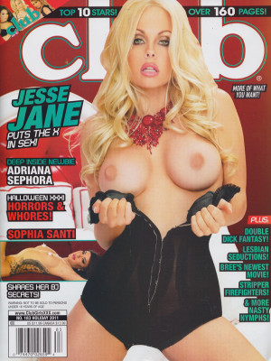 Club Magazine - Holiday 2011
