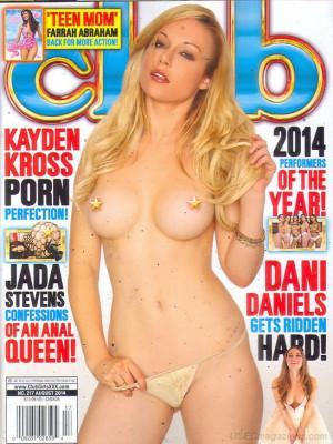 Club Magazine - August 2014