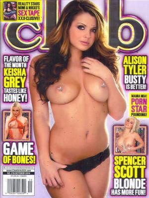 Club Magazine - October 2014