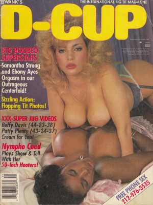 D-Cup - November/December 1987