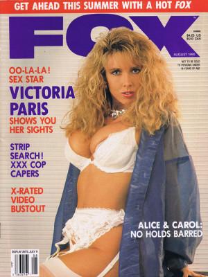 Fox - August 1990
