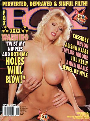 Fox - April 2001