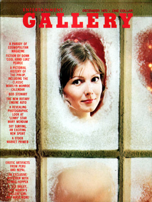 Gallery Magazine - December 1972