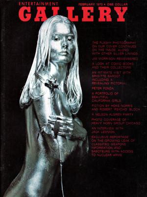 Gallery Magazine - February 1973