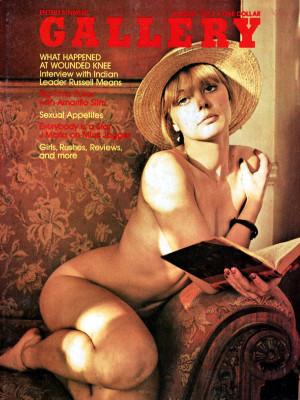 Gallery Magazine - August 1973