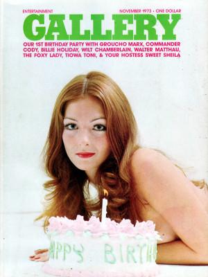 Gallery Magazine - November 1973