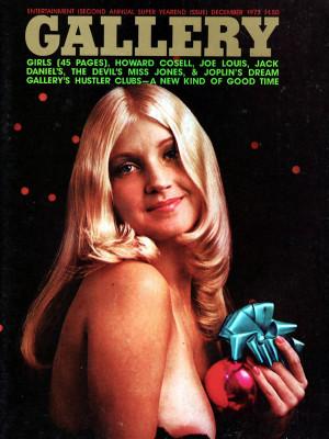 Gallery Magazine - December 1973