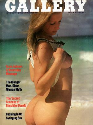 Gallery Magazine - August 1974