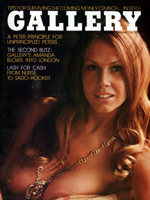 Gallery Magazine - December 1974