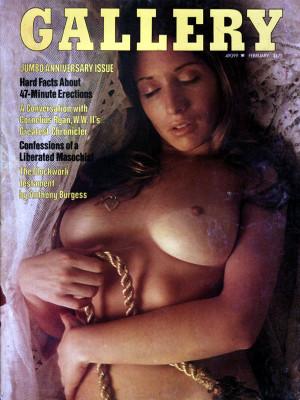 Gallery Magazine - February 1975