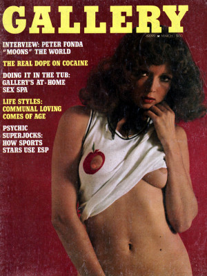 Gallery Magazine - March 1975