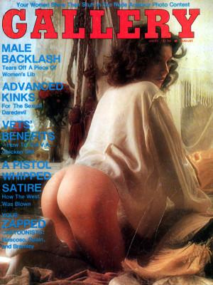 Gallery Magazine - August 1975