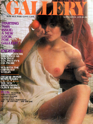Gallery Magazine - September 1975