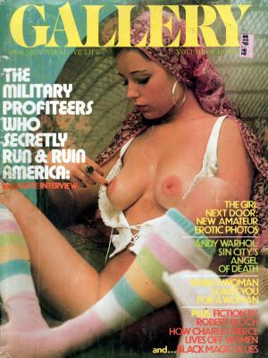 Gallery Magazine - November 1975