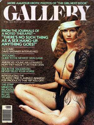 Gallery Magazine - June 1976