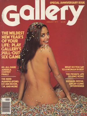 Gallery Magazine - January 1977