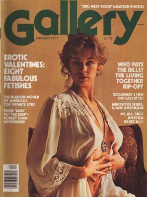 Gallery Magazine - February 1977