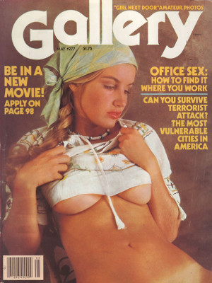 Gallery Magazine - May 1977