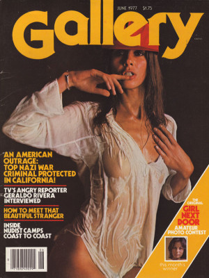 Gallery Magazine - June 1977