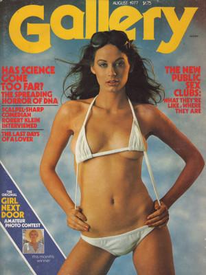 Gallery Magazine - August 1977