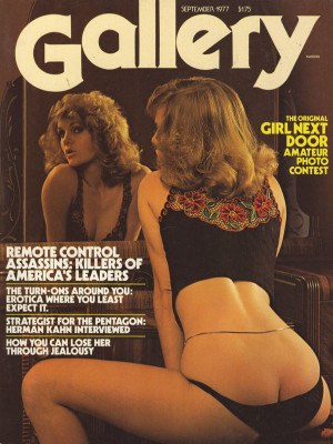 Gallery Magazine - September 1977
