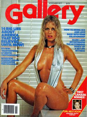 Gallery Magazine - November 1977