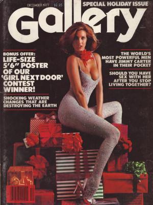 Gallery Magazine - December 1977