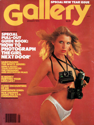 Gallery Magazine - January 1978