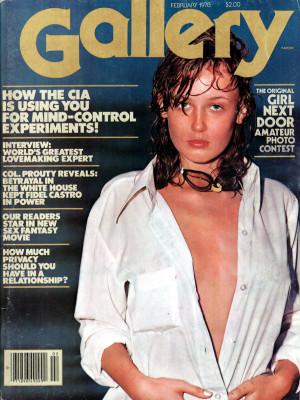 Gallery Magazine - February 1978