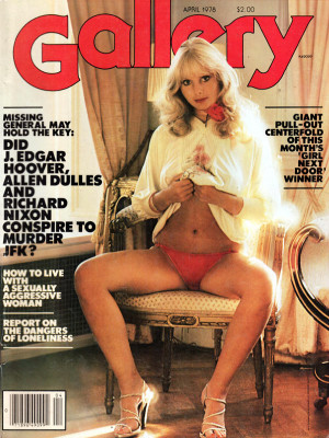 Gallery Magazine - April 1978