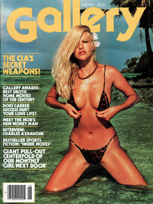 Gallery Magazine - June 1978