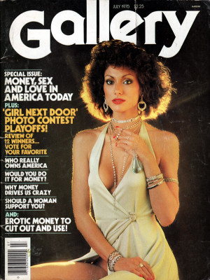 Gallery Magazine - July 1978
