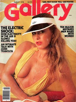 Gallery Magazine - August 1978