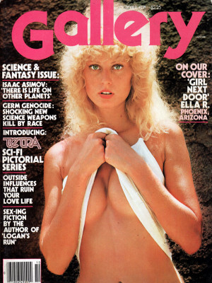 Gallery Magazine - October 1978