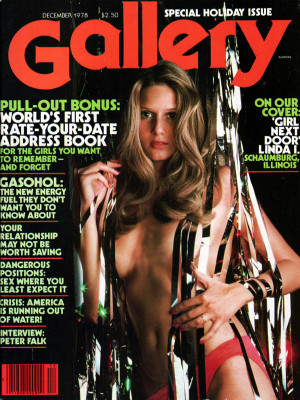 Gallery Magazine - December 1978