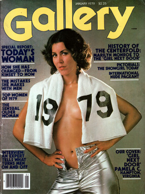 Gallery Magazine - January 1979