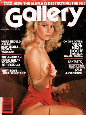 Gallery Magazine - February 1979