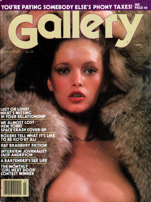 Gallery Magazine - March 1979
