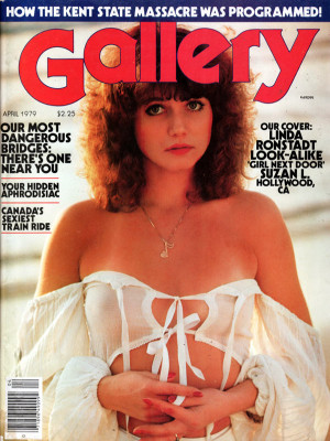 Gallery Magazine - April 1979