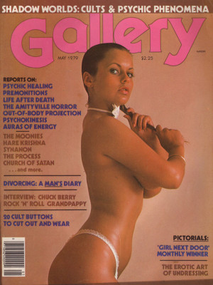 Gallery Magazine - May 1979
